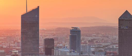 Etude : le marché de l'immobilier d'entreprise à Lyon
