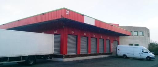 L'HOURS G.P.A prend à bail 2 678 m² d'entrepôts et de bureaux à Stains (93)