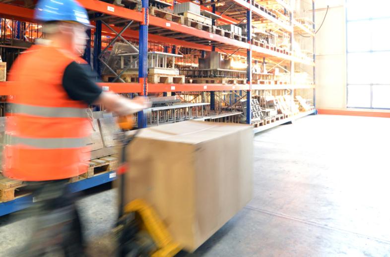 Logistique : L'e-commerce dope le marché des entrepôts