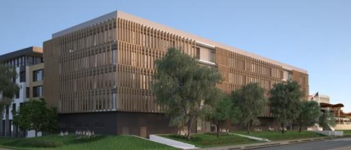 Foncière Magellan acquiert l'immeuble de bureau le Forum du Lac à Bruges